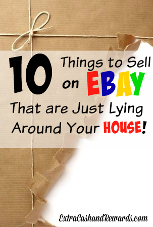 "Do you have lots of junk lying around your house? If so, consider selling it on eBay! The old saying, ""One man's trash is another man's treasure"" is true, and eBay is a priceless platform for getting rid of your old stuff at a profit!"