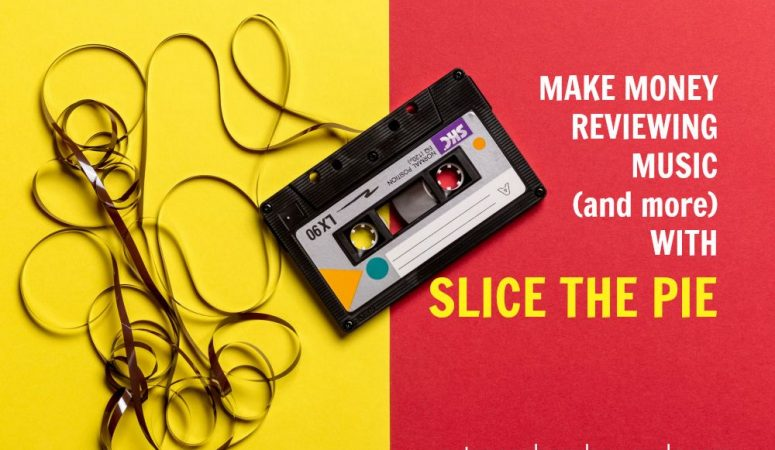 Make Money Reviewing Music at Slice the Pie