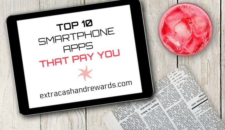 Top 10 SmartPhone Apps For Earning Money!