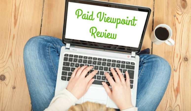Paid Viewpoint Review – My Favorite Online Survey Website
