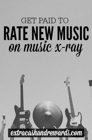 Earn Money Listening to Music on Music XRay