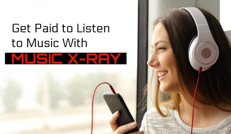 Music XRay Review – Earn Money Listening to Music