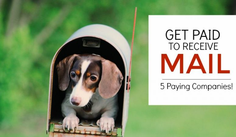 5 Ways To Get Paid to Receive Mail – [Legit & Researched!]