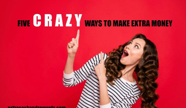5 Crazy Ways to Make Extra Money