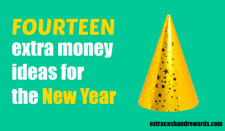 14 Extra Money Ideas for the New Year