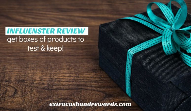 Influenster Review – Get Free Boxes Of Products To Test & Keep