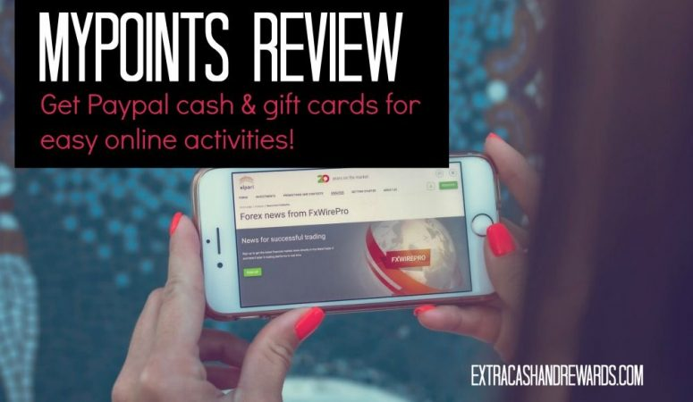 MyPoints Review – Earn Free Gift Cards For Shopping