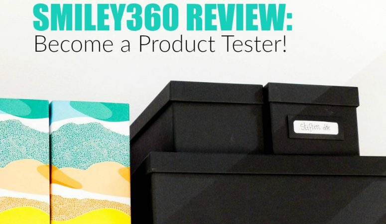 Smiley360 Review – A Reputable Product Testing Site
