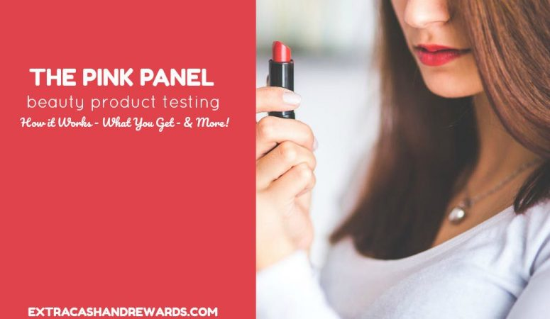 The Pink Panel Review – Test Out Beauty Products!