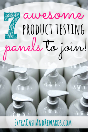 Do you like getting stuff in the mail? If so, you'll want to check out this list of seven product testing panels you can join. These panels make it possible for you to get free products in the mail to try and test on a regular basis. #producttesting #freestuff #freebies