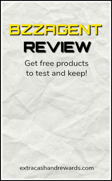 BzzAgent review - get free products to test and keep.