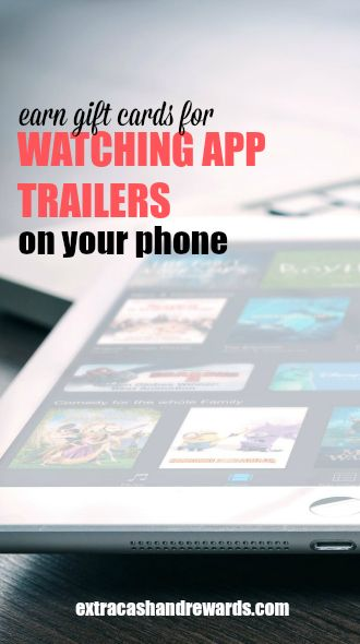 In this AppTrailers review, learn how you can watch trailers of apps on your mobile device and earn extra cash and gift cards for your time spent.