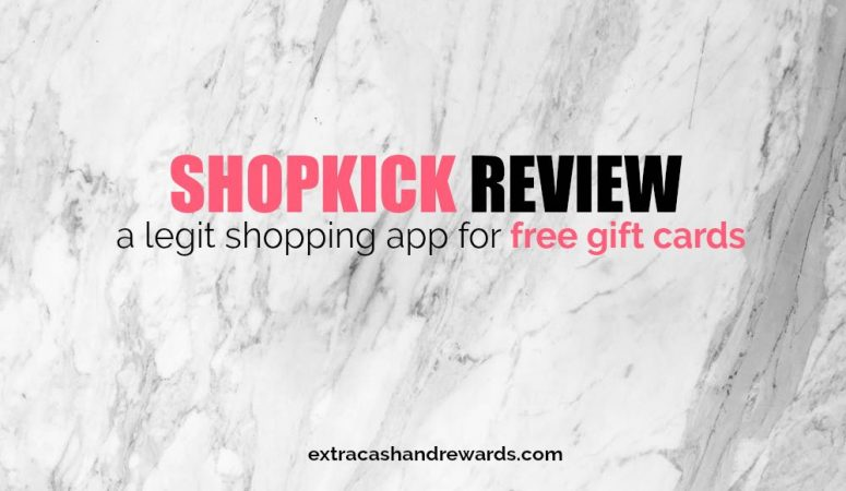 Shopkick Review – A Legit Shopping App For Free Gift Cards