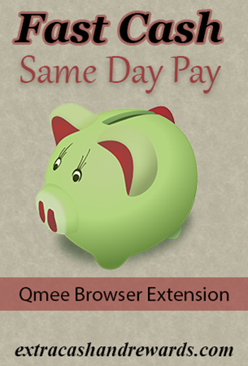 Earn extra cash with this browser extension and cash out to PayPal any time, no matter how much you've made! Payments are almost always made the same day, usually within just a few minutes.
