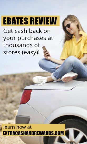 Ebates review - get cash back at thousands of stores, easily!