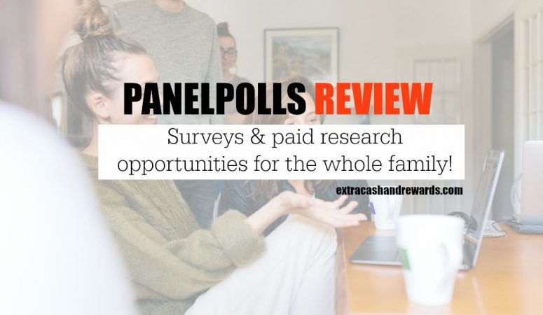 Panelpolls Review – Surveys & Paid Research For Families!