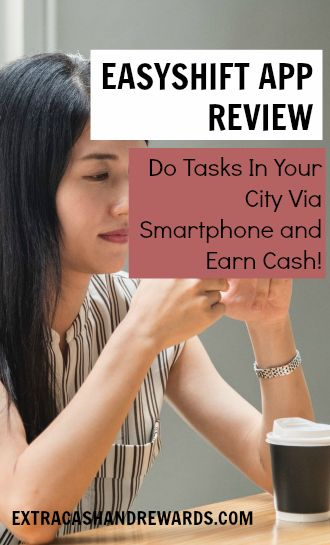 EasyShift app review - Do tasks in your city via smartphone and earn cash!