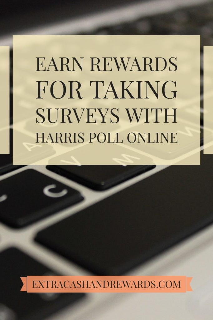 Harris Poll Review - Earn rewards for taking online surveys with Harris Poll.