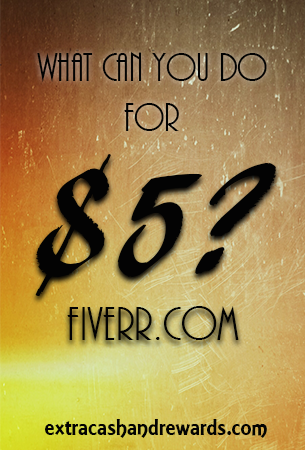 Fiverr allows you to offer your services at the rate of $5. It's a great way to make a little extra cash on the side doing something you're good at!