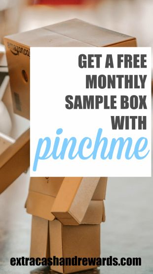 PinchMe review - get a free monthly sample box.