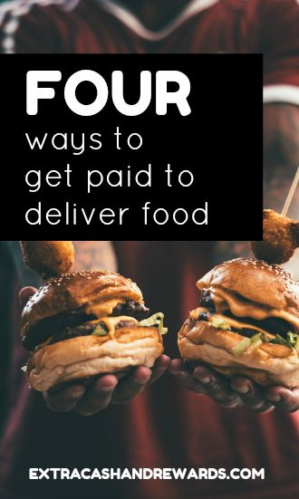 Get paid to deliver food!